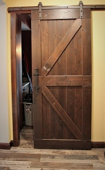 We Do Complete Custom Trim Packages Including Doors And Barndoors!