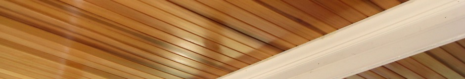 The Tongue & Groove - Ceiling & Wall Paneling