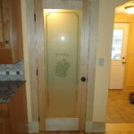 The Tongue & Groove - Maple Pantry Door with Natural Finish