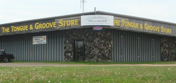 The Tongue & Groove Stores Front